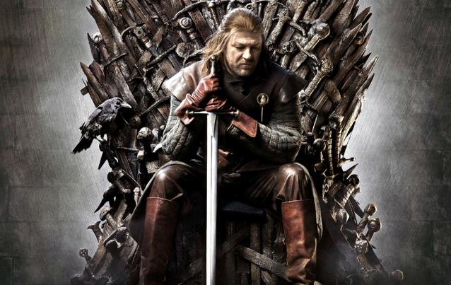 """Game of Thrones"" Ned Stark"