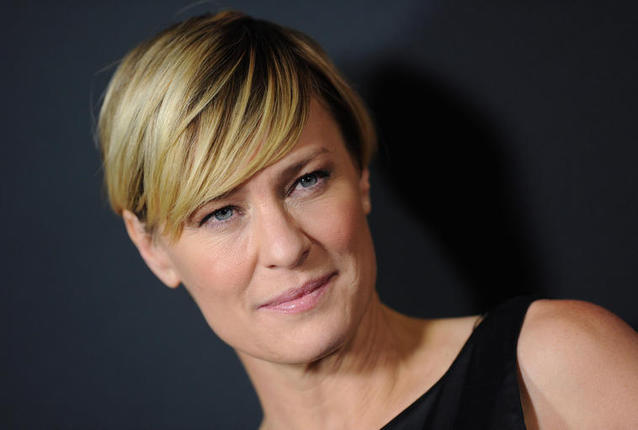 Robin Wright, Forrest Gump, House of Cards