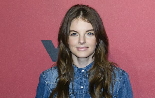 Yvonne Catterfeld bei VOX