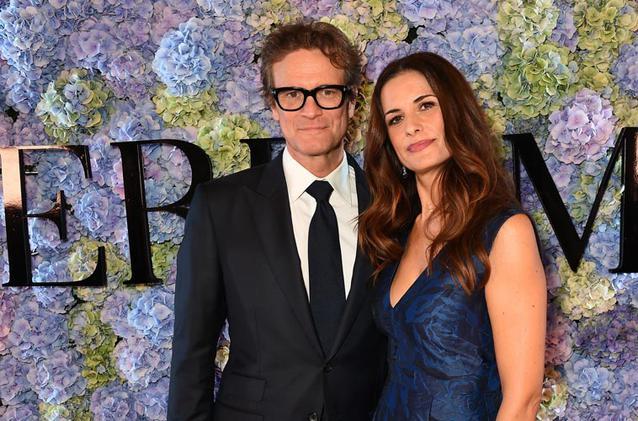 Colin Firth dünn