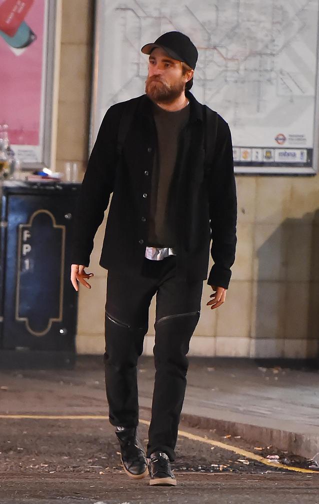 Robert Pattinson heute