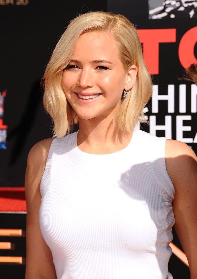 Jennifer Lawrence kurze Haare