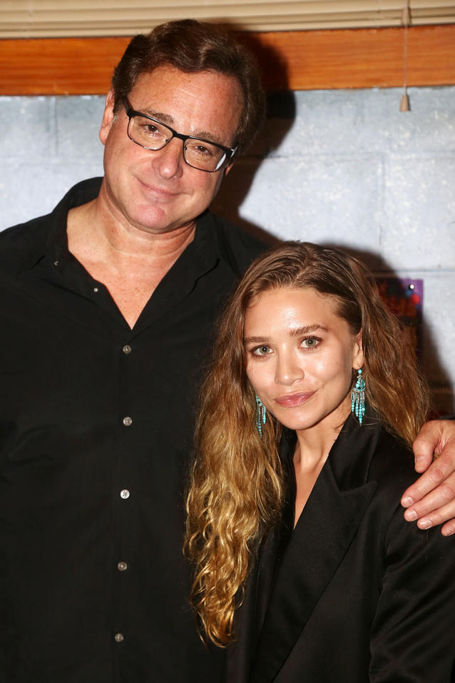 Bob Saget Ashley Olsen