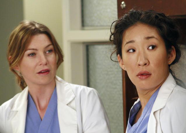 Grey's Anatomy Sandra Oh
