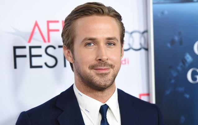 """Ryan Gosling auf der """"Big Short"""" Premiere"""