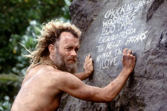 Cast Away, Tom Hanks