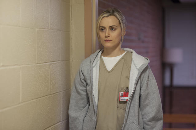 Taylor Schilling, Orange is the new black, netflix