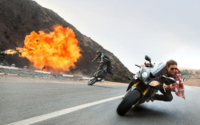 Mission Impossible: Rogue Nation, DVD-Tipps