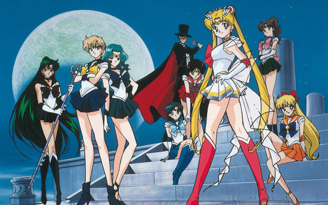 Sailor Moon, DVD-Tipps
