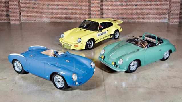 Seinfeld Porsche Cars