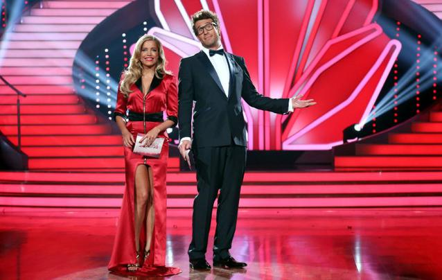 """""""Let's Dance 2016"""" Daniel Sylvie"""