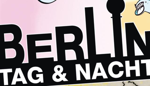 Berlin Tag und Nacht Vorschau