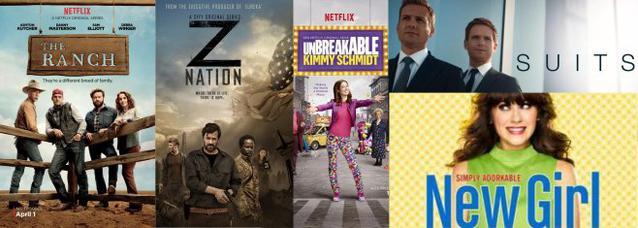 Neu bei Netflix im April