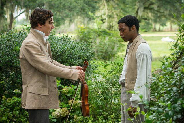 12 Years a Slave Chiwtetel Ejofor