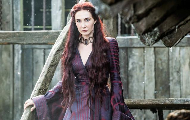 """Game of Thrones"" Melisandre"