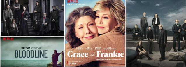 Neu bei Netflix Mai 2016