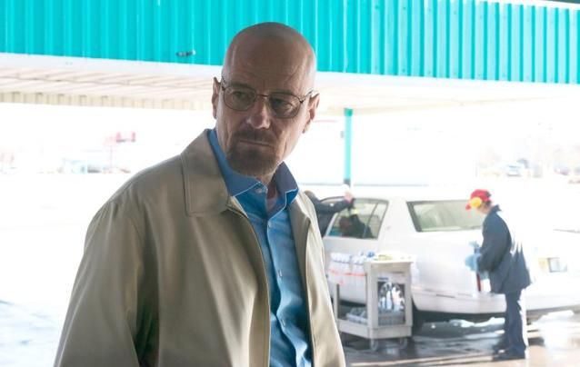 "Bryan Cranston in ""Breaking Bad"""