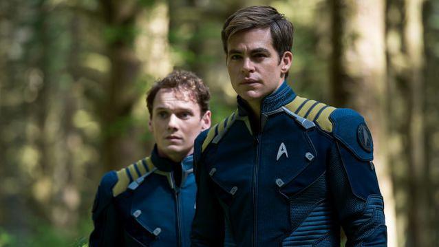 """""""Star Trek"""" Yelchin Pine"""