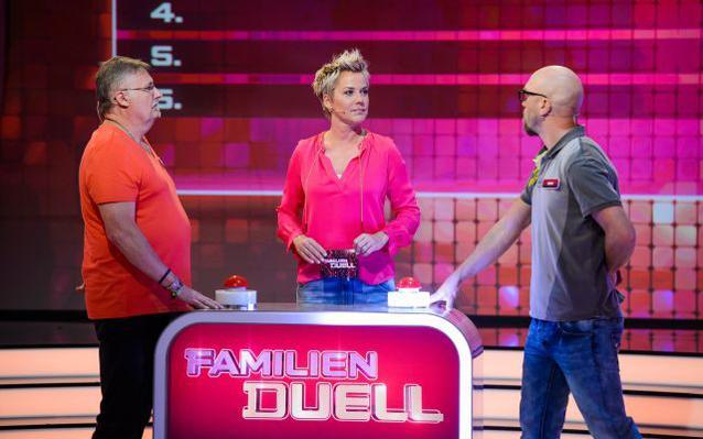 """""""Familienduell"""" RTL Plus"""