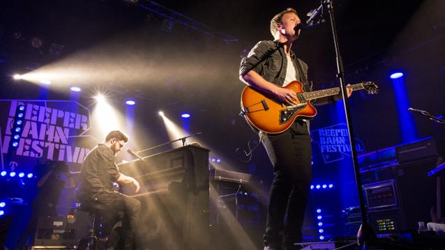 Band am Reeperbahn Festival 2015