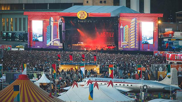 Lollapalooza Atmosphere