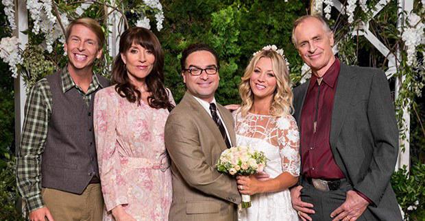Big Bang Theory Hochzeit