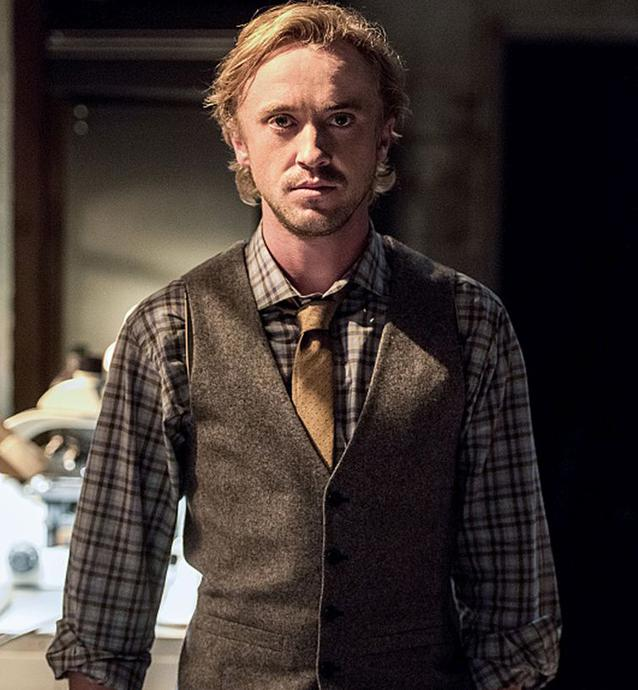 Tom Felton in The Flash