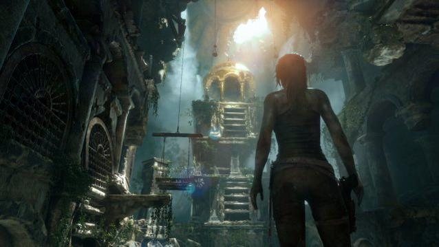 Rise of the Tomb Raider Temple