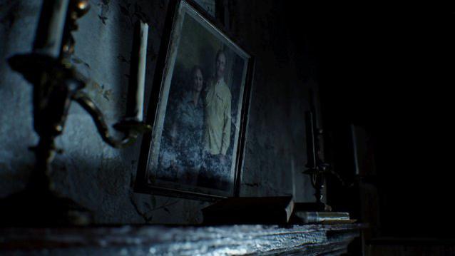 Resident Evil 7 Baker Family