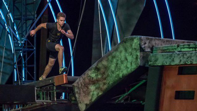 Ultimate Beastmaster Parcours