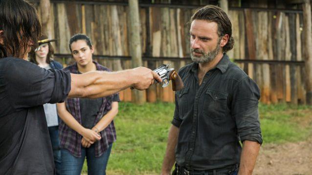 """""""The Walking Dead"""" 708"""