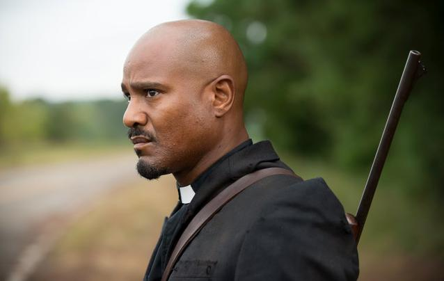 Father Gabriel Walking Dead WD