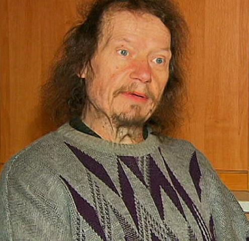 Peter Ludolf abgemagert