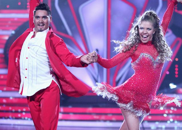 Victoria Swarovski bei Lets Dance in der Kennenlernshow