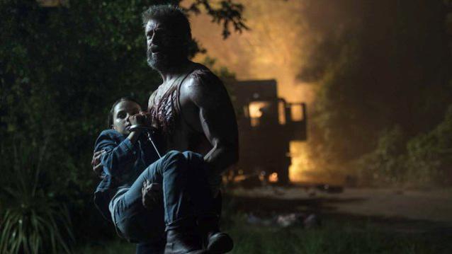"""""""Logan"""" Wolverine Dafne Keen"""
