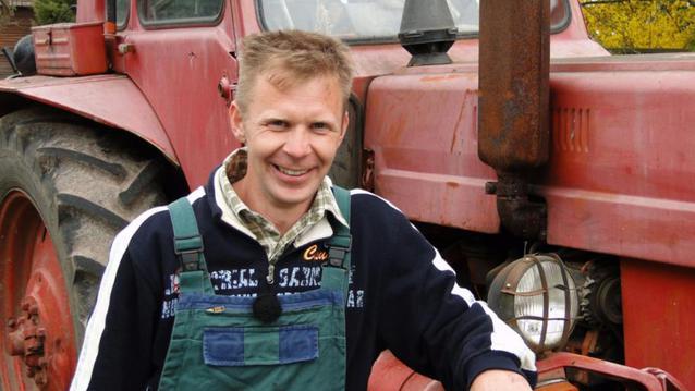 Brian Straßburg Von Bauer Sucht Frau Zu Dsds