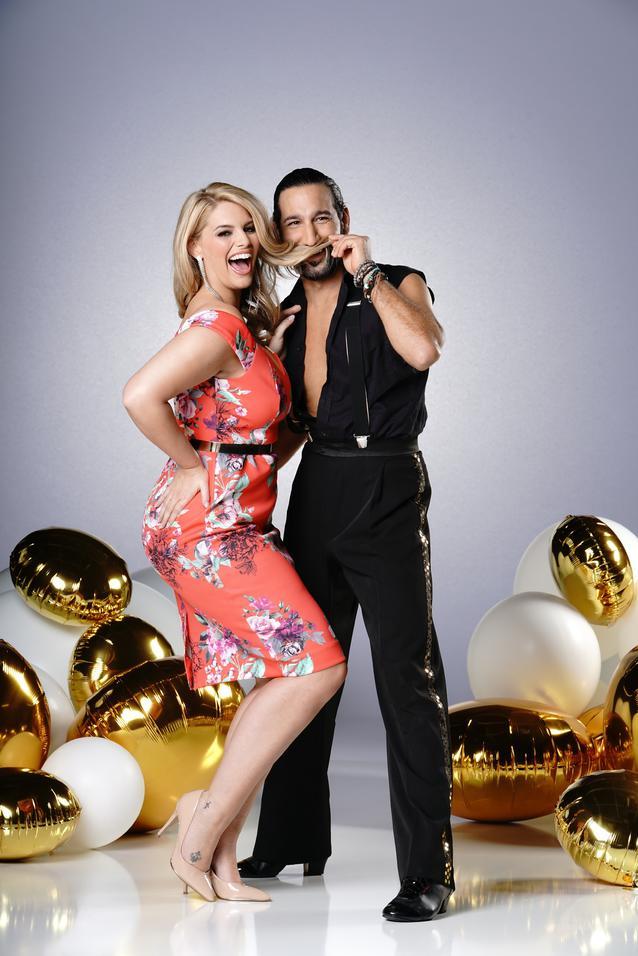 Let's Dance 2017: Angelina Kirsch und Massimo Sinato