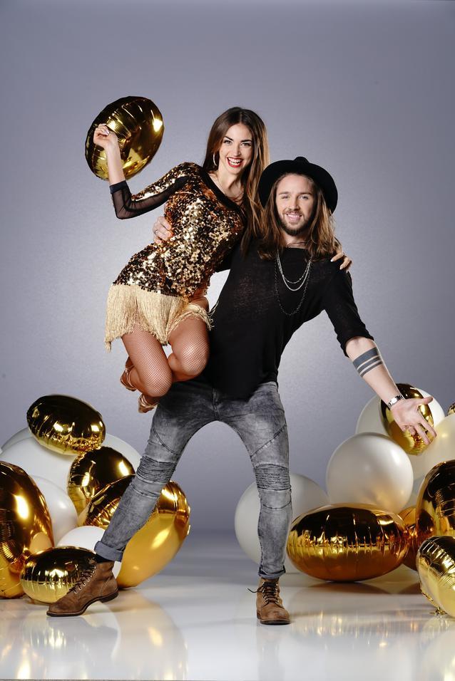 Let's Dance 2017: Gil Ofarim und Ekaterina Leonova