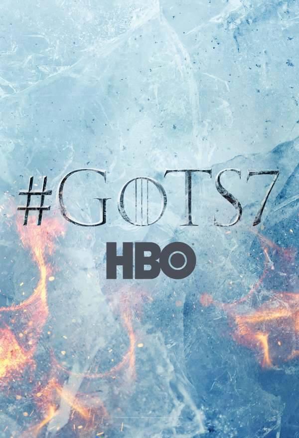 """Das neue """"Game of Thrones""""-Poster zur heiß ersehnten 7. Staffel"""