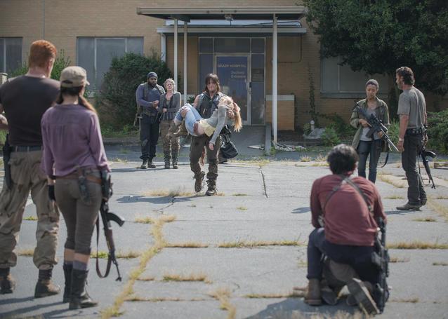 "Beth stirbt in ""The Walking Dead"", Staffel 5 den Serientod"