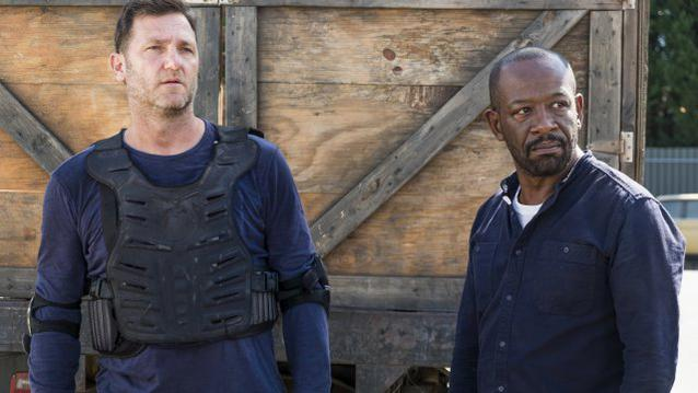 """The Walking Dead"" Morgan Richard"