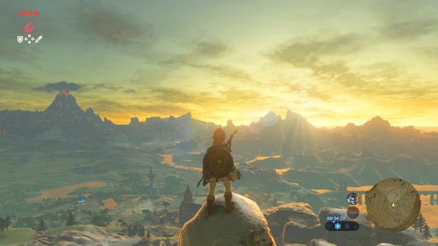 Zelda Breath of the Wild Scope