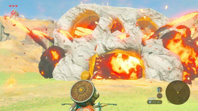 """""""The Legend of Zelda"""": Breath"""