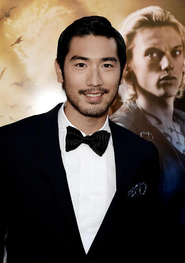"""Der Schauspieler Godfrey Gao könnte in """"Mulan"""" Mulans neue Liebe verkörpern."""