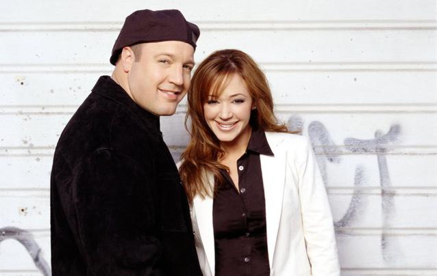 """""""King of Queens"""" Kevin James"""