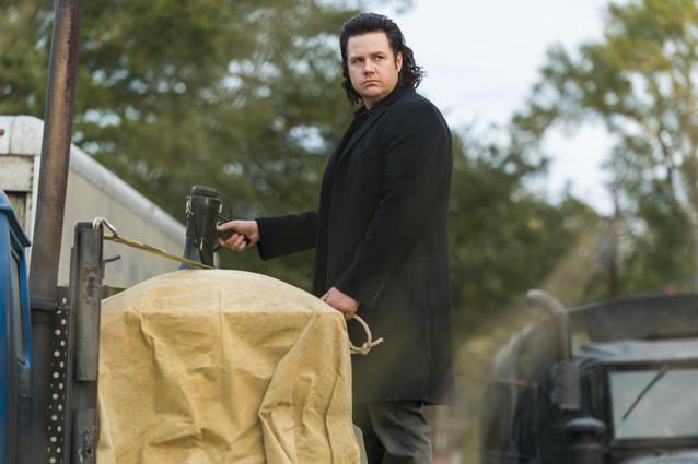 Josh McDermitt als Eugene Porter - The Walking Dead _ Staffel 7, Episode 16