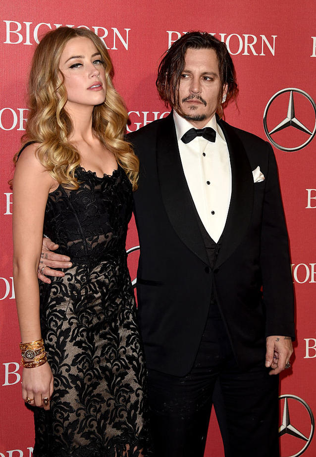 Schock Fotos Johnny Depp Stark Gealtert Und Extrem Dünn