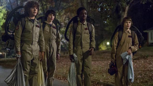 Stranger Things Staffel 2 Trailer Inhalt Und Besetzung Der
