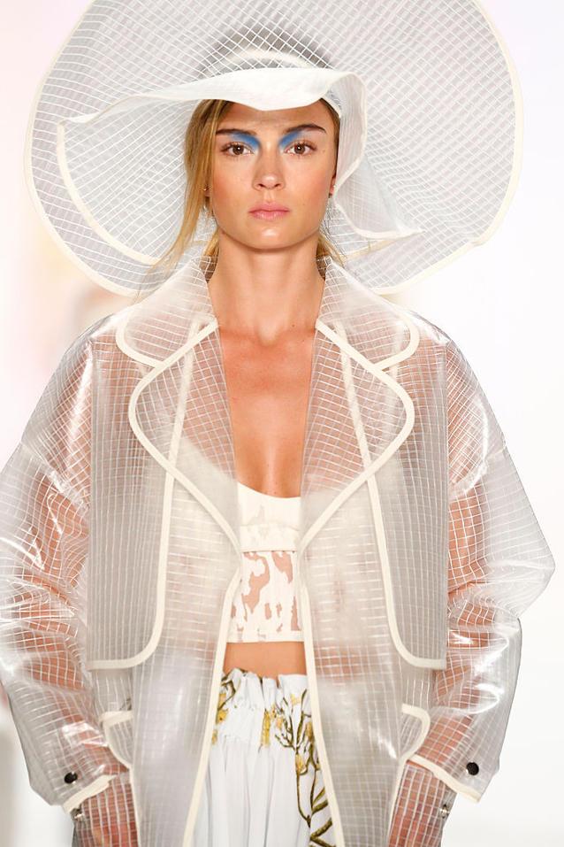 Greta Faeser -  Mercedes-Benz Fashion Week 2016 - Großformat