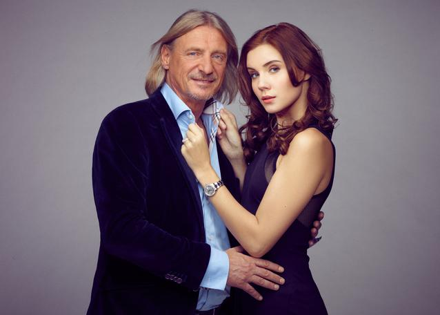 "Nathalie Volk & Frank Otto - ""The Story of my Life"""